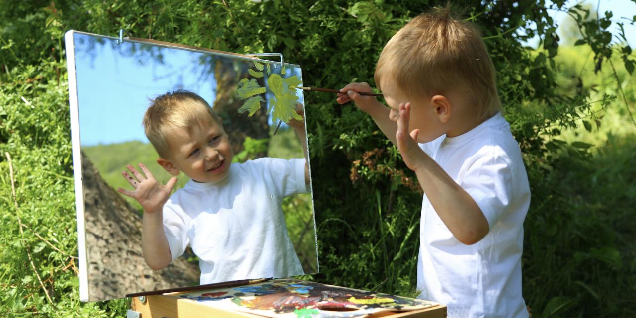 Hoe zien (hoog)begaafde kinderen zichzelf?